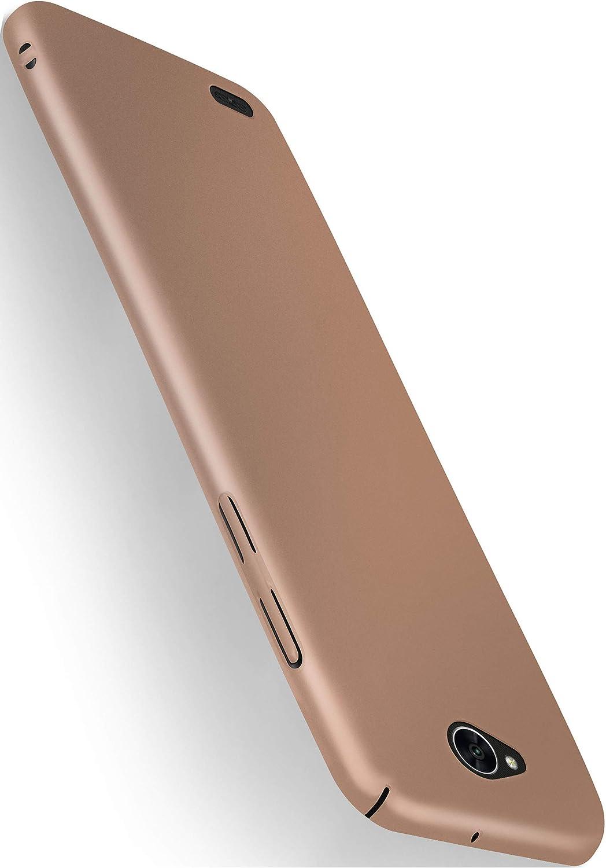 MoEx® Funda Trasera [Ultrafina] Compatible con LG X Power 2 ...