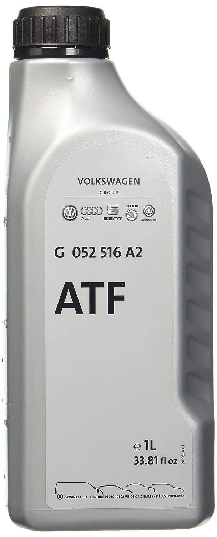 Original Audi getriebeöl 6 marchas manual RHD brotes de 7 velocidades DSG g055532 a2: Amazon.es: Coche y moto