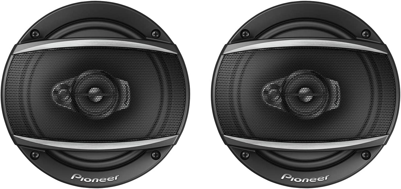 PIONEER TS-A1670F 3-Way 320 Watt A-Series Coaxial Car Speakers
