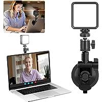 Video Conferencing Lighting Kit, ULANZI LED Zoom Meeting Lighting Compatible with MacBook iPad Tablet Laptop Desktop…