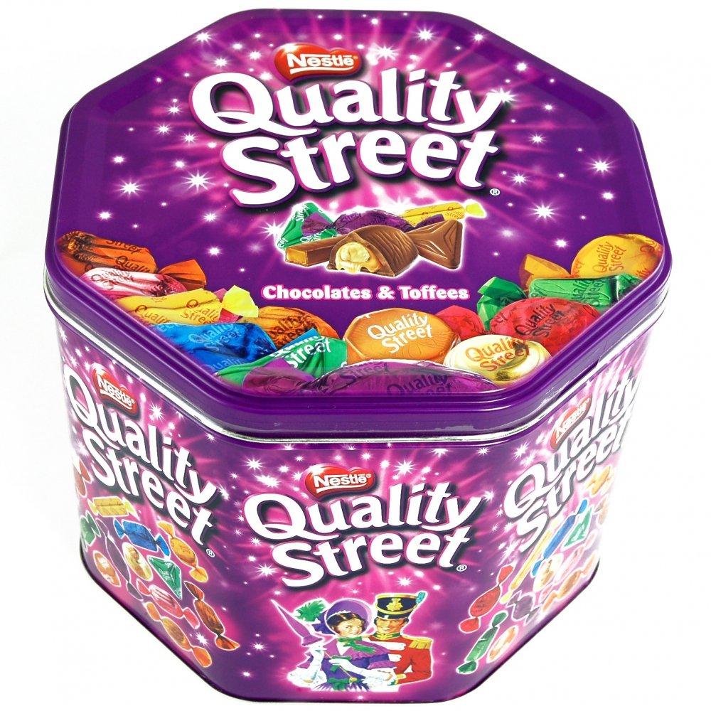 Amazon.com : Nestle - Quality Street - 2.9Kg : Hard Candy ...