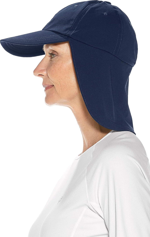 Sun Protective Mens Womens Hayden Chlorine Resistant All Sport Hat Coolibar UPF 50