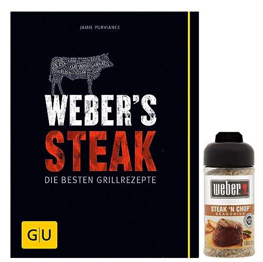 Weber Webers Grillbibel - Steaks (GU Webers Grill) Broschiert + ...