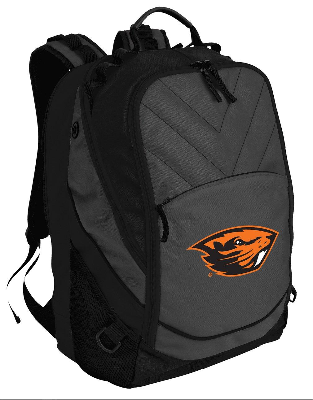 Broad Bay Best Oregon State University Backpack Laptop Computer Bag