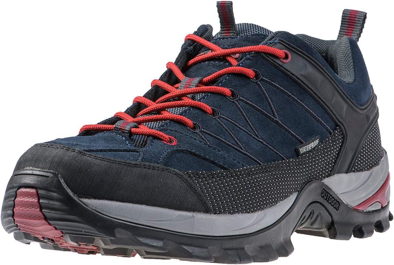 Swissly Lacets ronds pour chaussures de travail et de trekking 100 /% polyester /Ø env 4,5 mm Longueur 70-220 cm