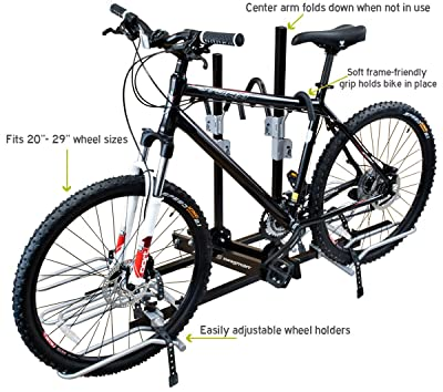 Swagman XTC-4 Cross-Country 4-Bike Hitch Mount Rack review