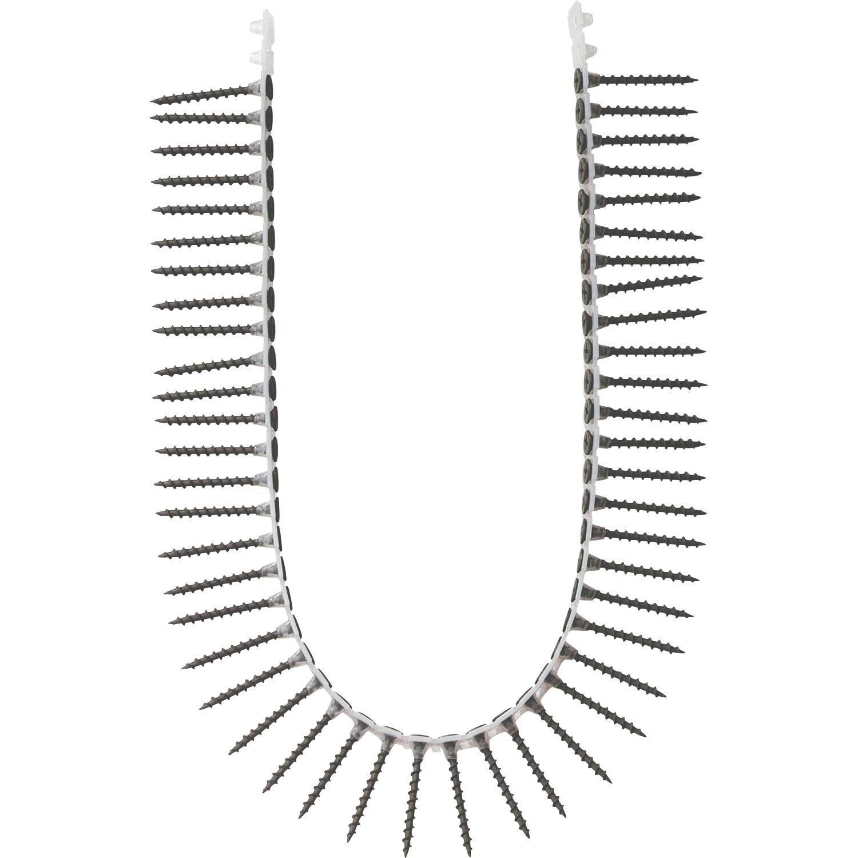Makita 772208-A No. 6 by 1-1/4-Inch Coarse Thread Drywall Screw (1,000 per Box)
