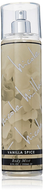 Nicole Miller Vanilla Spice By Nicole Miller Body Mist Spray 8 Oz