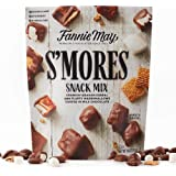 Harry London Smores Snack Chocolate Mix 18 Ounce - PACK OF 3