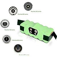 efluky Batería de Repuesto Ni-MH para iRobot Roomba
