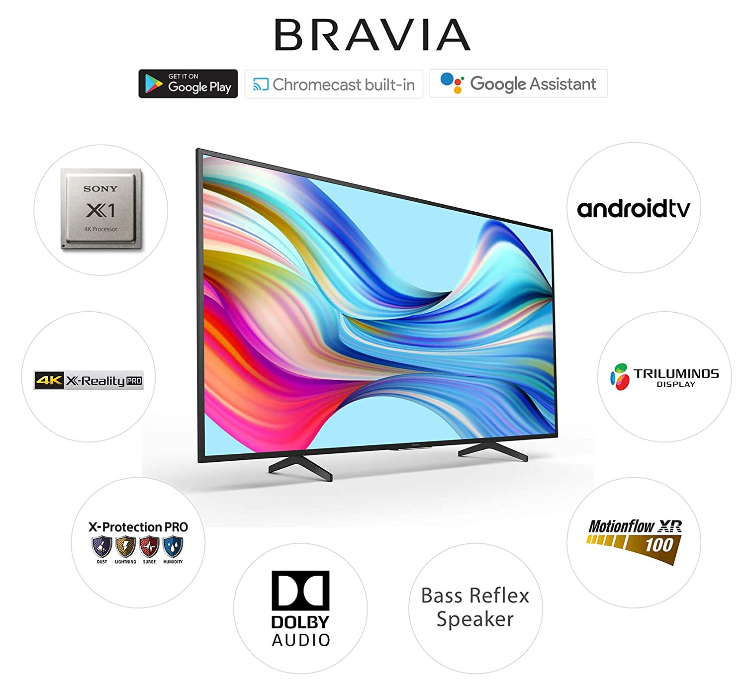 Sony Bravia 65X7400H  - Best 65 inch TVs in India - Best All-Rounder