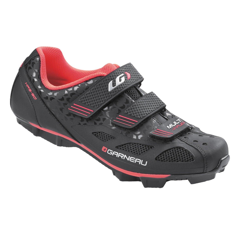 Louis Garneau Women's Multi Air Flex Shoes, Black, 39