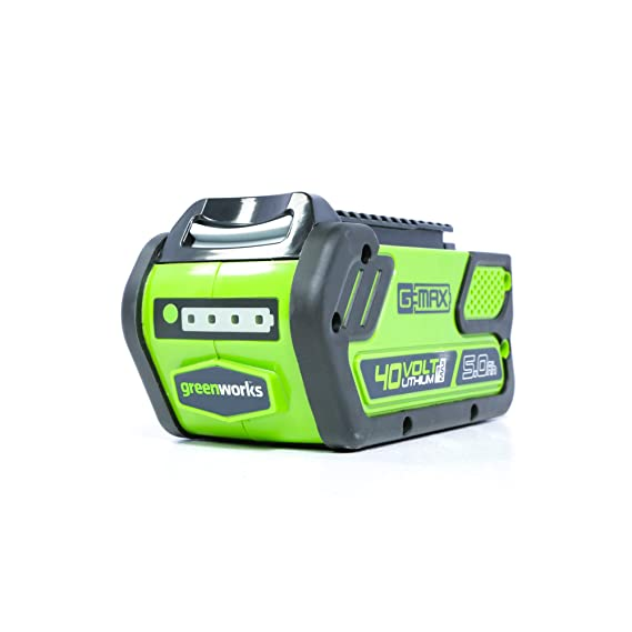 Greenworks 40V 5 0 AH Lithium Ion Battery LB40A010