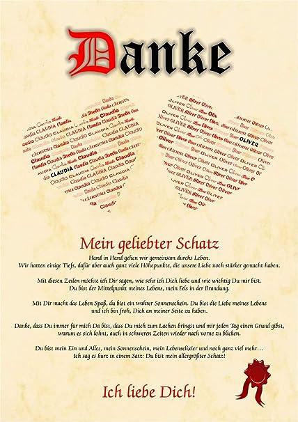 Amor Declaración - Idea de regalo día de San Valentín hombre ...