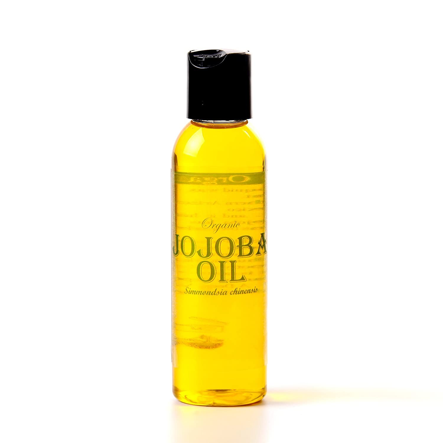 Jojoba Organic Carrier Oil - 125ml - 100% Pure Mystic Moments COJOJO100