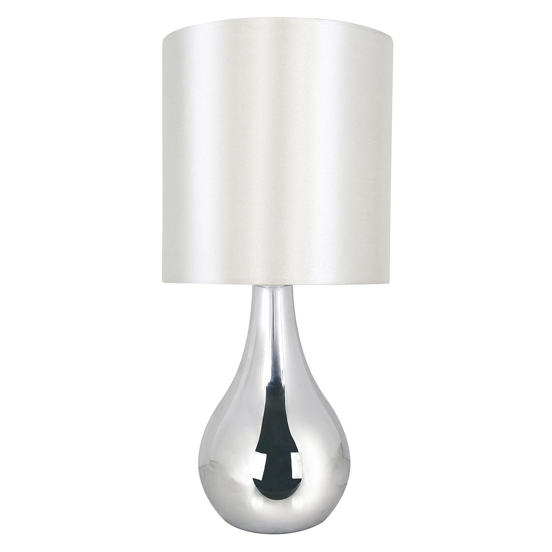 Lloytron eclipse touch table lamp chrome amazon lighting aloadofball Images