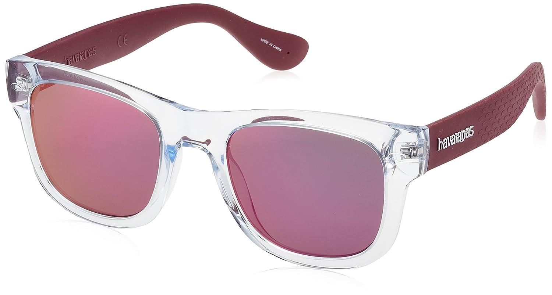 Havaianas PARATY/M VQ 22K 50 Gafas de sol, Rojo (Cry Burgundy Grey), Unisex Adulto