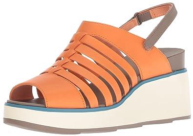 b8f45f64d000 Camper Women s Tropik K200594 Wedge Sandal  Amazon.co.uk  Shoes   Bags