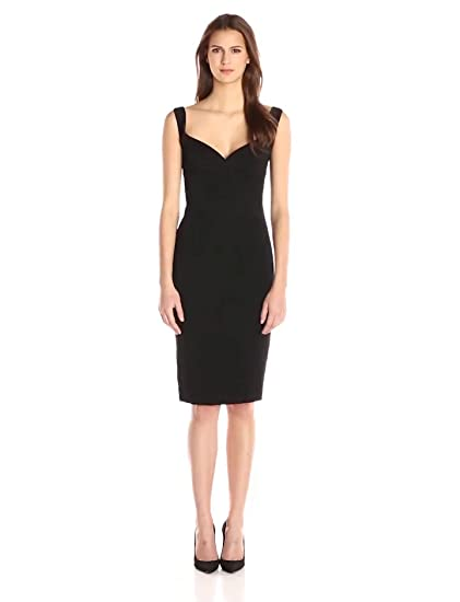 472c3583 Amazon.com: Black Halo Women's Ally Sheath: Clothing