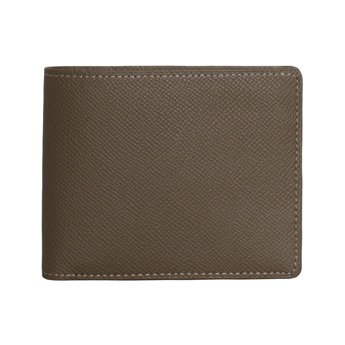 [ミカド] 二つ折り財布 ワープロラックス B07D2YK65T 【07】トープ