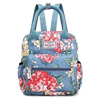 Mini Nylon Waterproof Tote Bag Shoulder Bag for Gym Hiking Picnic Travel  Beach Backpack Handbag Women af223c0fff273
