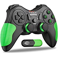 Controller for Nintendo Switch, Wireless Switch Pro Controller, Switch Remote Controller Gamepad with Dual Shock Gyro…