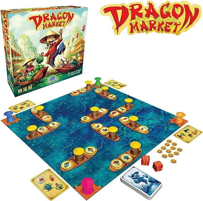 Lúdilo Dragon Market, Multicolor (11601): Amazon.es: Juguetes y juegos