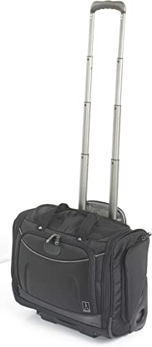 Travelpro Crew 7 Rolling Tote, Black, One Size