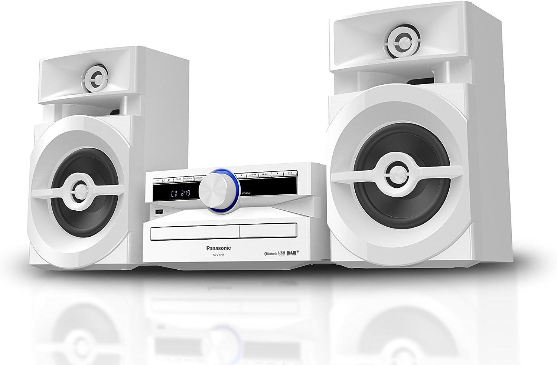 Panasonic SC-UX104EG Compact CD Music System 300 Watt