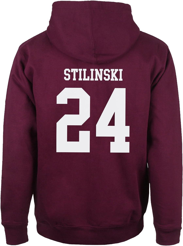 Beacon Hills Lacrosse T-Shirt teen wolf Fan Stilinski Lahey McCall Unisex Tee