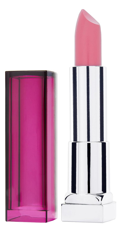 Maybelline New York Make-Up Lippenstift Color Sensational Lipstick Mauve Mania / Sattes Lila mit pflegender Wirkung, 1 x 5 g 3600531129231