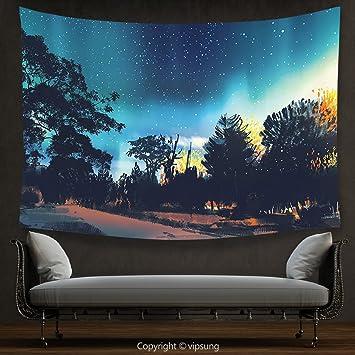 Amazon.de: House Decor Gobelin Fantasy Art House Decor Enchanted ...