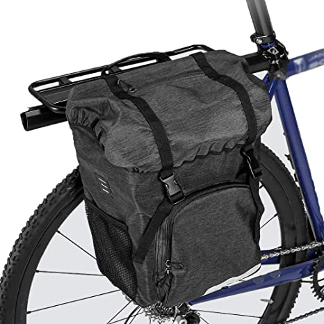 BOLSAS Alforja Trasera Bicicleta, Bicicleta de MontañA, Paquete de ...