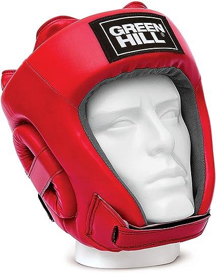 Green Hill HEAD GUARD SPARTAN BOXING CHEEKBONE PROTECTION HEADGEAR