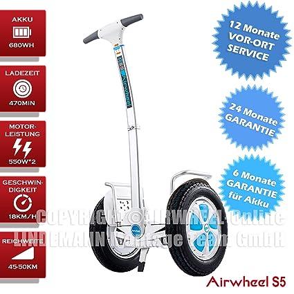 Airwheel Patinete Eléctrico elektrotr anspo rter S de ...