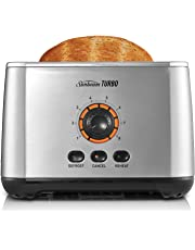 Sunbeam Turbo Toaster, Stainless Steel