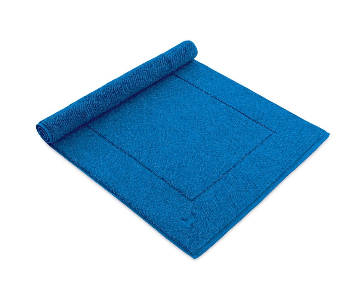 Möve New Essential Badteppich 60 x 130 130 130 cm aus 100% Baumwolle, carmine 6399d6