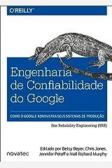 Engenharia de Confiabilidade do Google Paperback
