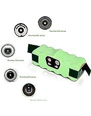 efluky 3500mAh Ni-MH batería de Repuesto para iRobot Roomba 500 600 700 800series
