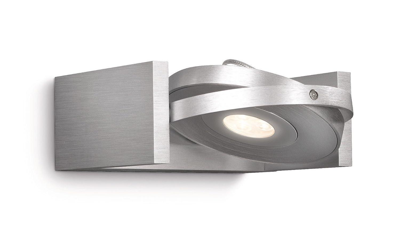 Philips 531504816  myLiving Spot, 4,5 W, Particon, 1-flammig, Aluminium