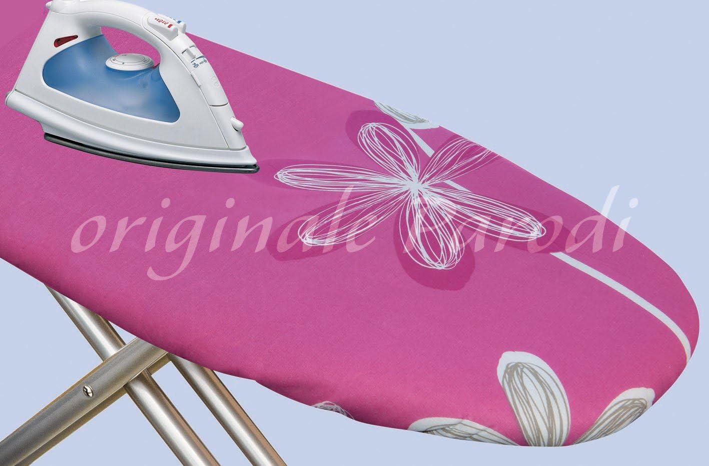 art 433 Parodi ironing board cover board cover suitable for all ironing boards Ironing board cover triple layer 140x50 cm ironing board cover Universal ironing board cover parts various colors