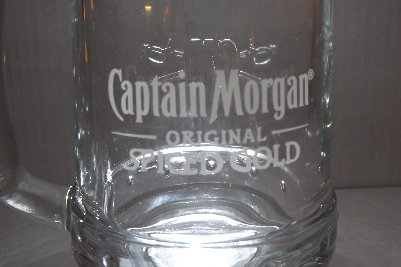CAPTAIN MORGAN Spiced Gold TANKARD