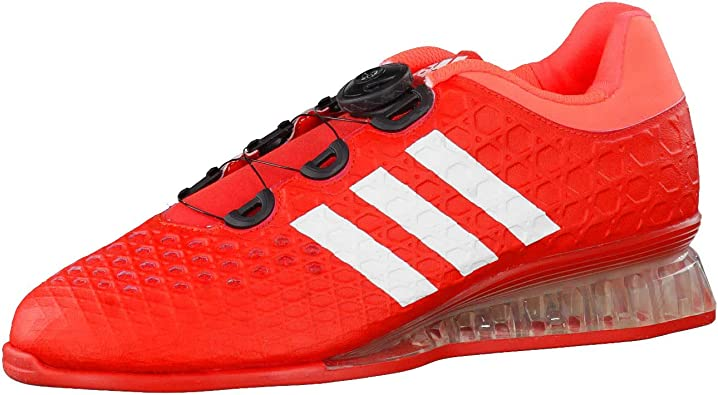 Adidas Leistung 16 II Weightlifting Shoes SS18 6 Red
