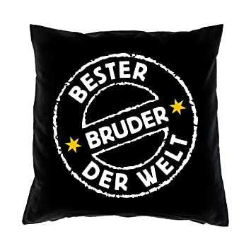 Funny Sofa Cushion with Filling: The Best Brother In The