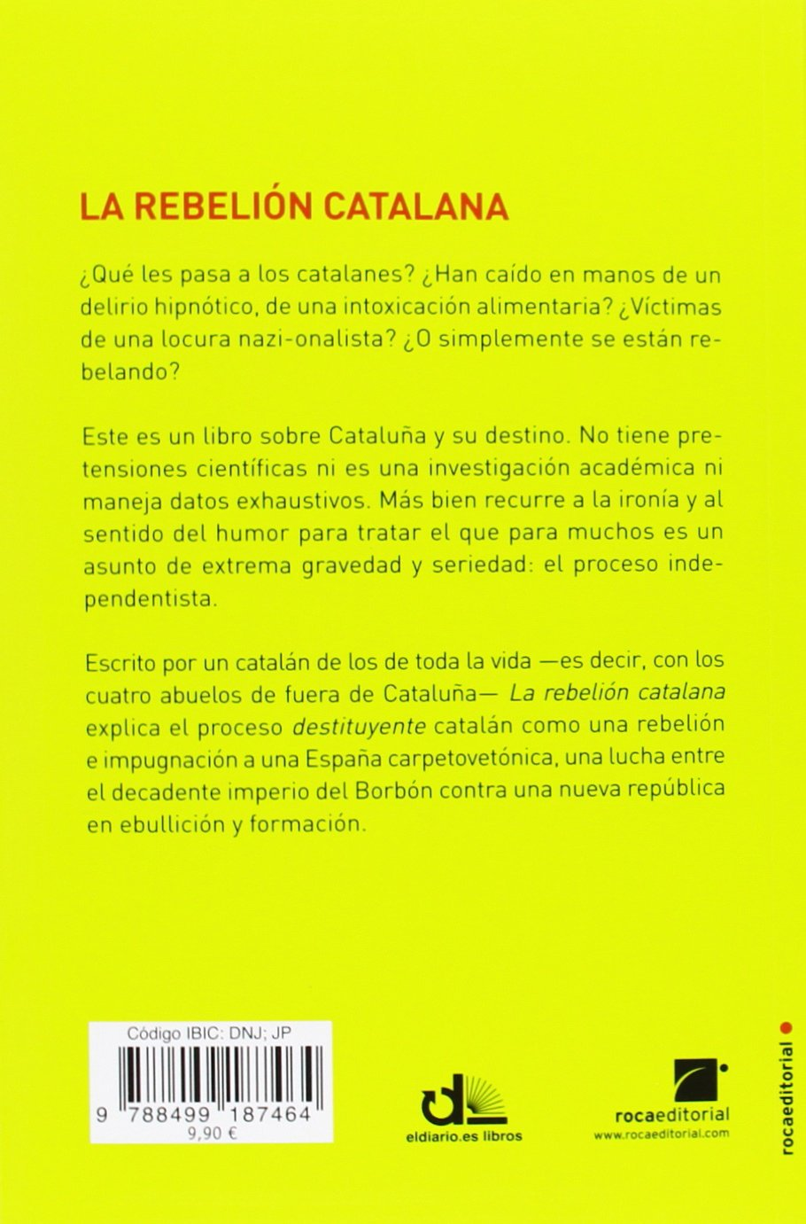 La rebelión catalana (eldiario.es Libros): Amazon.es: Baños ...