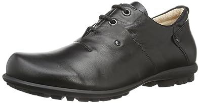 Think Kong - Zapatos de cordones, Negro (Negro 00), 44.5
