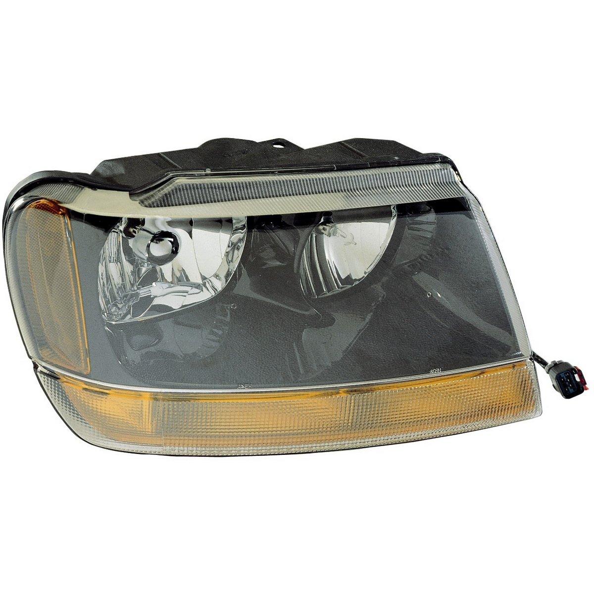 人気新品 Omix-ADA 12402.08 Grand Right 12402.08 Headlight, B000FQ24G2 99-04 Jeep Grand Cherokee WJ B000FQ24G2, 【築地通販】おいしいなショップ:d2198c54 --- outdev.net