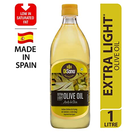 Disano Extra Light Olive Oil, 1L