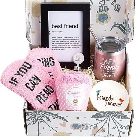 Mavisgift Gift Basket for Best Friends