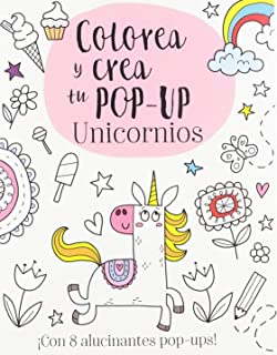 Colorea y crea tu Pop-up. Dinosaurios Castellano - A Partir ...